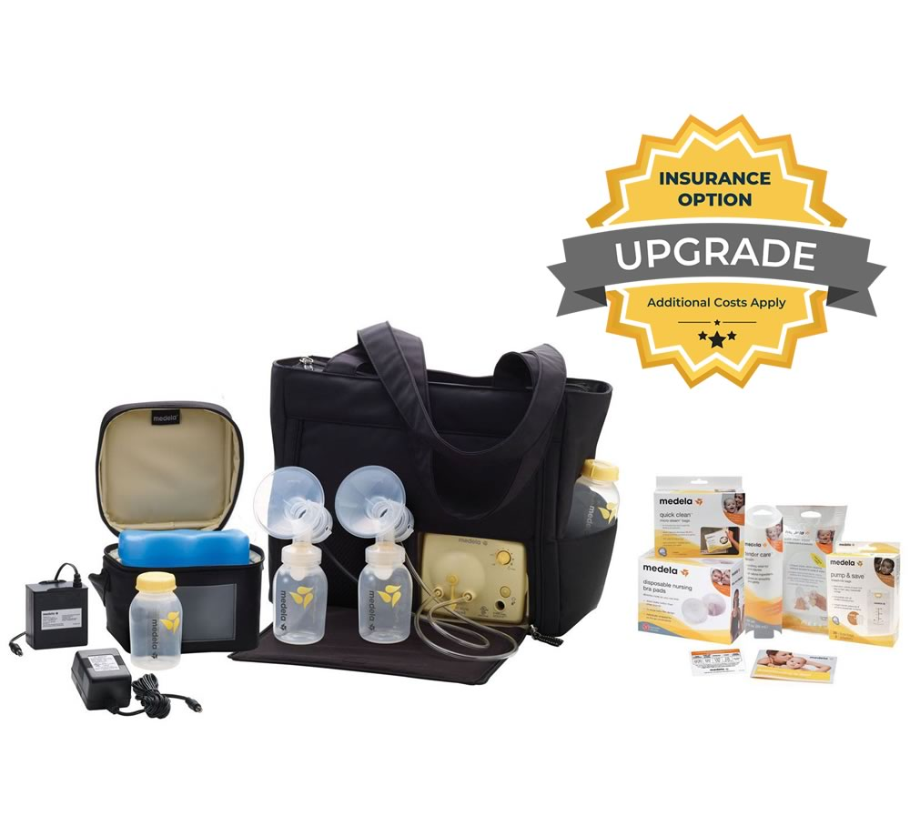 Medela Pump In Style Advanced With On The Go Tote Nebdoctors