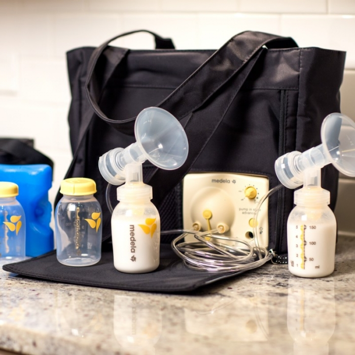 Pump In Style® Advanced with On-the-Go Tote